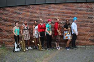 GrooveDepartment 2016 Konzert Lichtenrade Jazzakademie